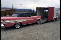 Call now to have your car moved via enclosed truck or Trailer.